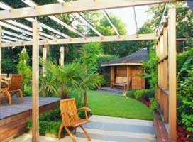 Como sembrar arboles en el jardin cuidado de plantas for Arboles de sombra para jardin