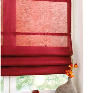 Cortinas decorando interiores - Como hacer estores ...