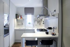 Cerramiento interior para cocina p gina 3 for Cocinas alargadas con barra