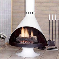 Decorando interiores page 53 - Chimenea de gas natural ...