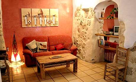 Decoracion rustica decorando interiores for Ideas decoracion casa rustica