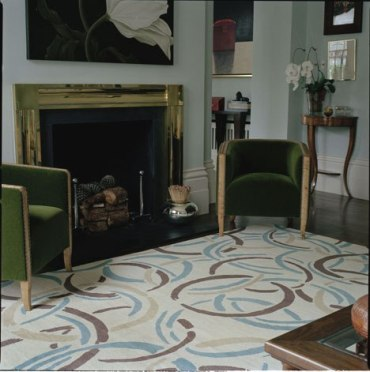 Decora y disena alfombras para sala for Alfombras para sala pequena