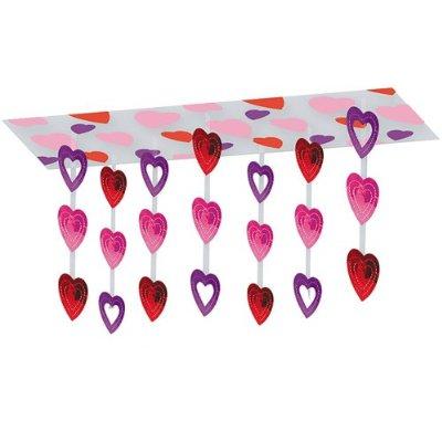 San valentin decorando interiores - Como hacer adornos de san valentin ...