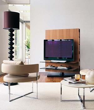 Pon linda tu casa pantallas planas - Muebles para televisiones planas ...
