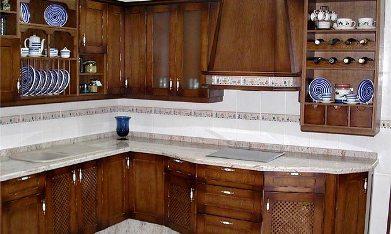 Muebles De Cocinas Rusticas. Great Consejos Para Decorar Tu Cocina ...