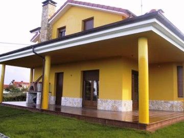 Pinturas castell for Colores para pintar el exterior de mi casa