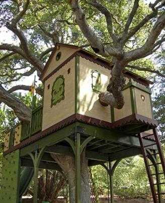 Una casa en un arbol taringa - Como construir una casa en un arbol ...