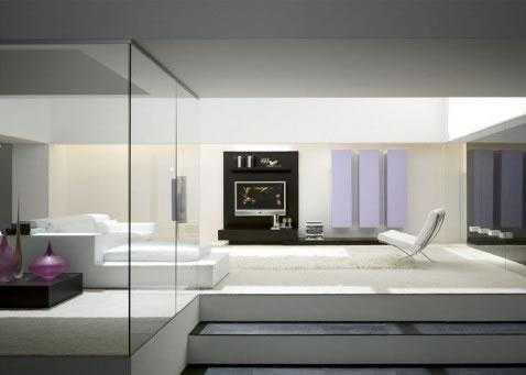 casas modernas por dentro. Cómo decorar su casa al estilo