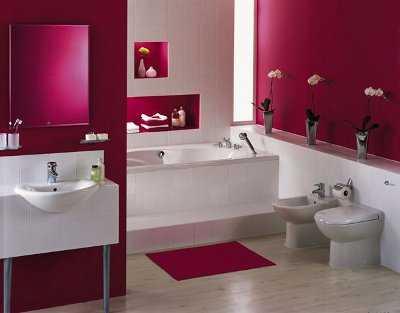 El Baño de la casa Bano-elegante