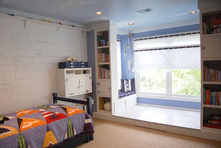 Decora tu casa fotos dise o y decoraci n de dormitorios - Habitaciones infantiles marineras ...