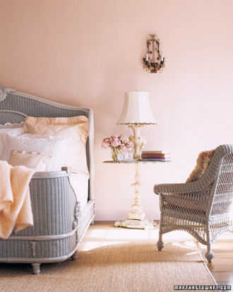 rosada dormitorio