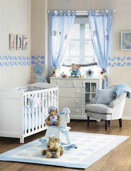 Habitacion Para Bebe Recien Nacido. La Combinacin Marrn Con Rosado ...