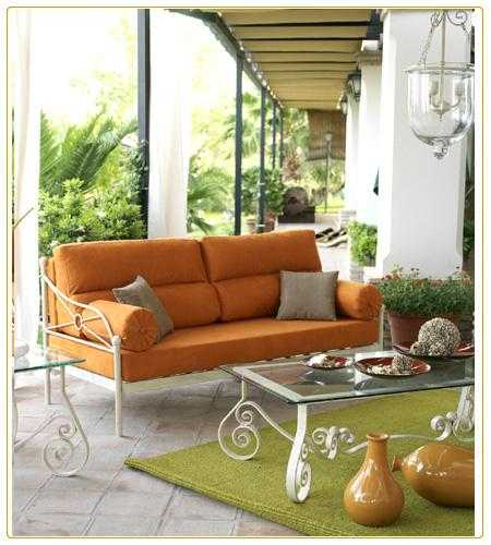 Casas cocinas mueble muebles de terraza for Mobiliario para terrazas pequenas