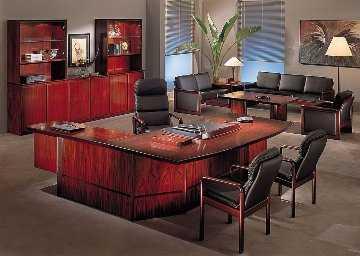Lujosos escritorios para el hogar o la oficina decorando for Imagenes de oficinas de lujo