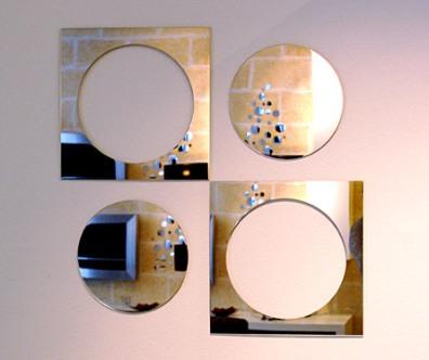 espejos adhesivos