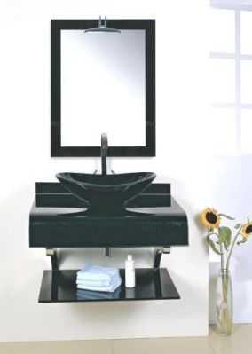 lavabo negro1