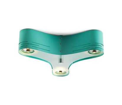 clover ceiling lamp