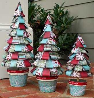 FELIZ NAVIDAD 2010 ! Deco-jardin-navidad