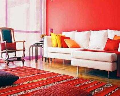 Qu colores usar para pintar una sala peque a decora tu for Colores para pintar una sala pequena
