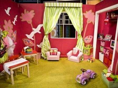 Tips para decorar el cuarto de juegos de los niños | Decora ...