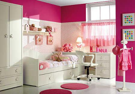 Muebles para la habitaci n de las ni as decora tu mundo - Armarios para habitacion nina ...