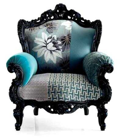 Sillones vintage para decorar tu hogar decora tu mundo for Sillones de dormitorio modernos