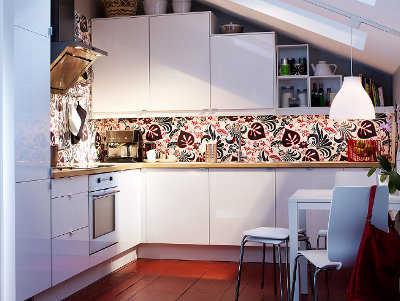 Novedades en muebles de cocina de ikea - Azulejos cocina ikea ...
