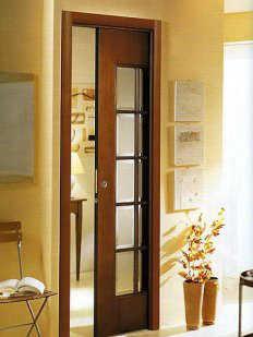Puertas decorando interiores - Puertas corredizas para cocina ...