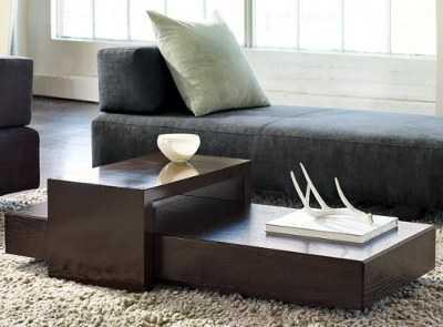 Modelos de mesas de centro para sala