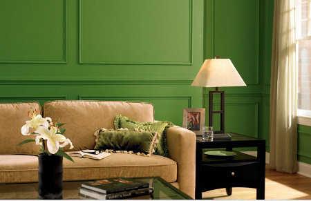 C mo elegir el color de las paredes de tu sala alife 39 s - Como elegir el color de las paredes ...